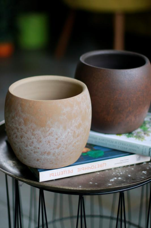 Кашпо для растений Lester stone mix 2