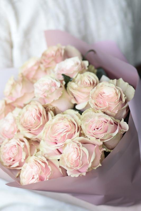Букет роз A0001
