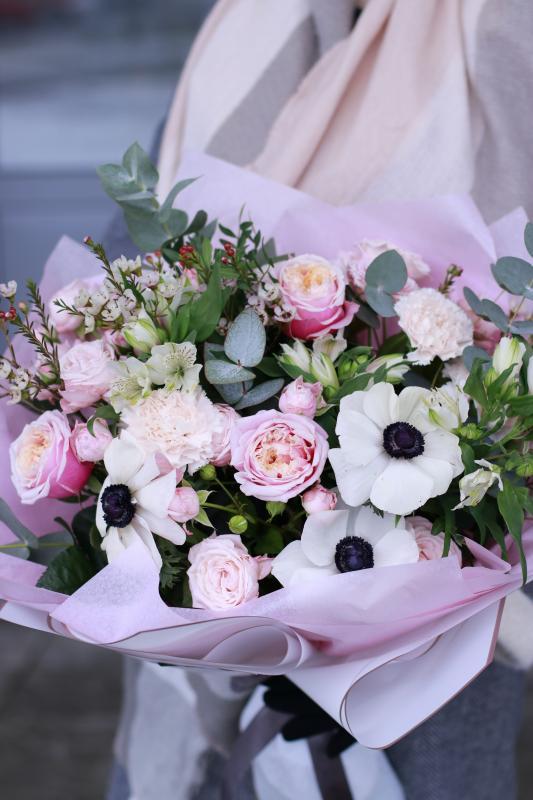 Букет цветов В0085