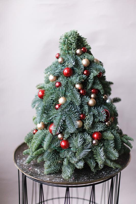 Новогодняя елка 11