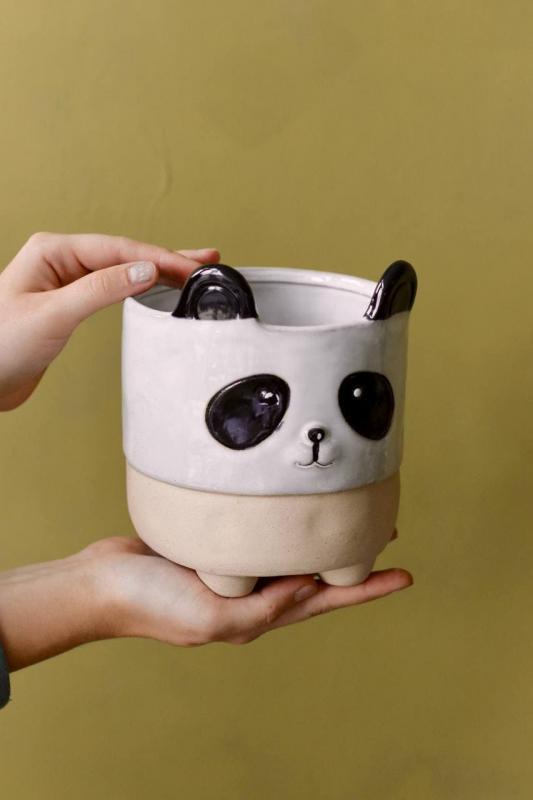 Кашпо для растений Panda